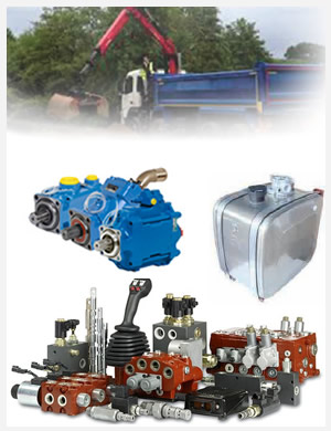 Hydraulic Components Trucks