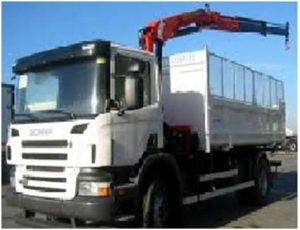 applications camion